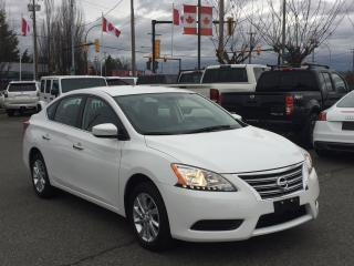 Used 2015 Nissan Sentra SV for sale in Langley, BC