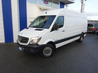 Used 2014 Mercedes-Benz Sprinter 3500 Cargo High Roof Extended, Diesel, 49,621 Kms for sale in Langley, BC