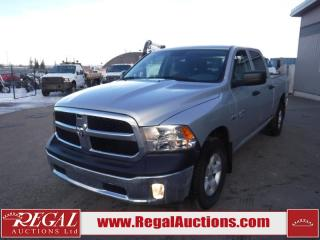 Used 2018 RAM 1500 SXT Crew CAB 4WD 5.7L for sale in Calgary, AB