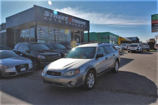 2007 Subaru Outback 2.5i | Roof Rack | Heated Seat | Tinted | AWD