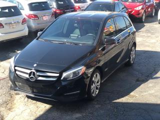 Used 2015 Mercedes-Benz B-Class B 250 Sports Tourer nav/cam/1owner/Awd for sale in Toronto, ON