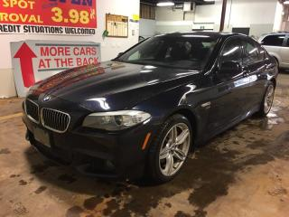 Used 2011 BMW 5 Series for sale in London, ON