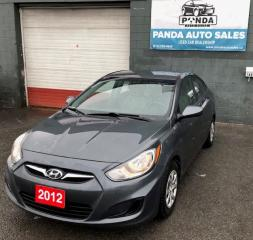 Used 2012 Hyundai Accent L for sale in Gloucester, ON