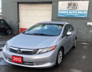 Used 2012 Honda Civic for sale in Gloucester, ON