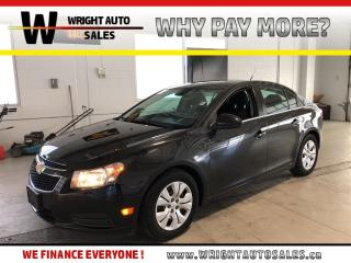Used 2014 Chevrolet Cruze 1LT|SUNROOF|LOW MILEAGE|51,576 KMS for sale in Cambridge, ON