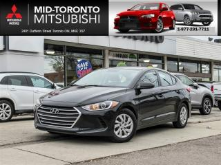 Used 2017 Hyundai Elantra Bluetooth|Heated Seats|Power Group|Keyless for sale in North York, ON