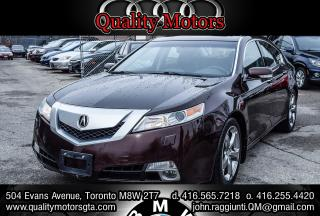 Used 2009 Acura TL Technology Package AWD for sale in Etobicoke, ON