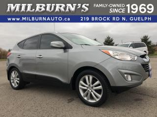 Used 2012 Hyundai Tucson LIMITED AWD for sale in Guelph, ON