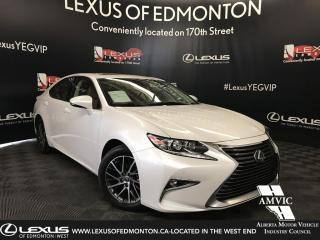 Used 2018 Lexus ES 350 Touring Package for sale in Edmonton, AB