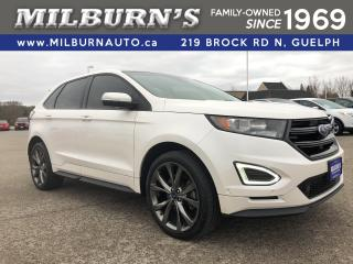 Used 2016 Ford Edge SPORT AWD for sale in Guelph, ON