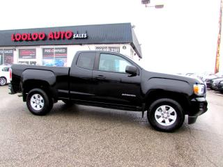 Used 2015 GMC Canyon Ext. Cab 2WD AUTO CAMERA CERTIFIED WARRANTY for sale in Milton, ON
