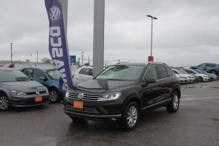 Used 2016 Volkswagen Touareg 3.0 TDI Comfortline | KESSY Keyless Access!! for sale in Whitby, ON