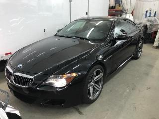 Used 2006 BMW M6 HEADSUP, Exec PKG, Carbon Fiber , NAV for sale in Toronto, ON