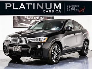 Used 2015 BMW X4 xDrive35i, M-SPORT, Driver ASSIST, NAVI, Heads UP X4 for sale in Toronto, ON