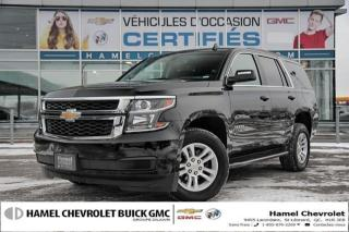 Used 2018 Chevrolet Tahoe LS for sale in St-Léonard, QC