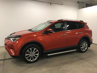 Used 2016 Toyota RAV4 Ltd, Awd for sale in St-Hubert, QC