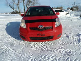 Used 2011 Toyota Yaris Hayon 5 portes, boîte automatique, LE for sale in St-Isidore, QC