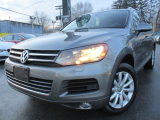 Used 2012 Volkswagen Touareg 3.6L NAVIGATION~PANO ROOF~170KMS~AWD !!!! for sale in Burlington, ON