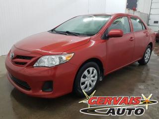 Used 2012 Toyota Corolla CE A/C for sale in Shawinigan, QC