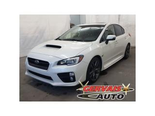 Used 2017 Subaru WRX Sport-Tech Awd Gps for sale in Shawinigan, QC