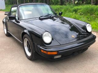Used 1988 Porsche 911 CONVERTIBLE for sale in Mirabel, QC