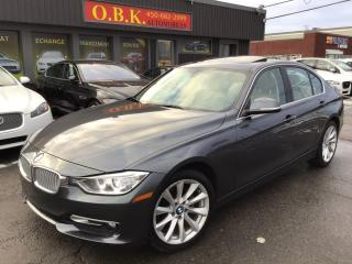 Used 2014 BMW 320 Xdrive-Navigation for sale in Laval, QC