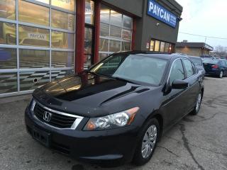Used 2009 Honda Accord Sedan LX for sale in Kitchener, ON