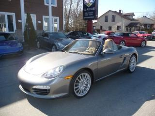 Used 2011 Porsche Boxster Pdk Sport Plus for sale in Ste-Marie, QC