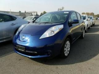 Used 2016 Nissan Leaf S for sale in St-Constant, QC