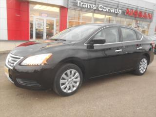 Used 2014 Nissan Sentra S for sale in Peterborough, ON