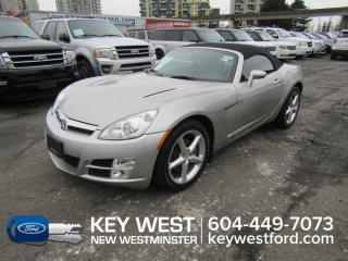 Used 2007 Saturn Sky Convertible *One Owner* Leather for sale in New Westminster, BC