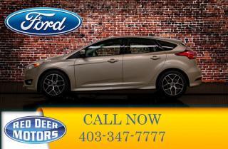 Used 2017 Ford Focus SE Hatchback for sale in Red Deer, AB