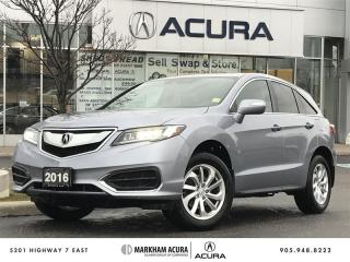 Used 2016 Acura RDX Tech at - Navi, Backup Cam, Pwr Trunk, Htd Seats for sale in Markham, ON