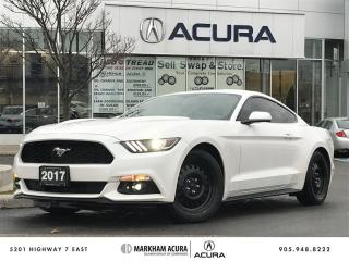 Used 2017 Ford Mustang Coupe V6 3.7L, 6-Sp *AUTO*, LED Fogs, A/S Tires for sale in Markham, ON