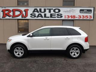Used 2014 Ford Edge SEL 1 OWNER,ACCIDENT FREE for sale in Hamilton, ON