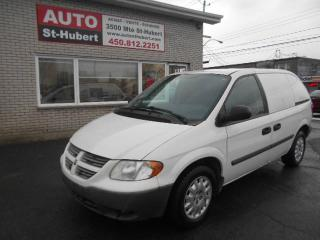Used 2006 Dodge Caravan Cargo for sale in St-Hubert, QC