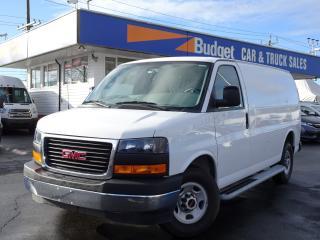 Used 2017 GMC Savana Cargo Van Work Van for sale in Vancouver, BC