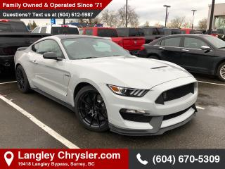 Used 2017 Ford Mustang Shelby GT350 *SHELBY GT 350* for sale in Surrey, BC