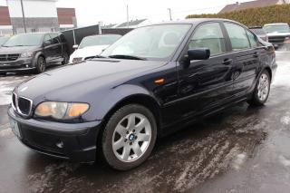Used 2004 BMW 325 I T.ouvrant Cuir for sale in Salaberry-de-Valleyfield, QC
