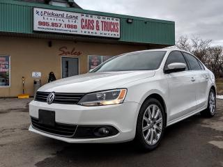 Used 2011 Volkswagen Jetta 2.5L HIGHLINE for sale in Bolton, ON