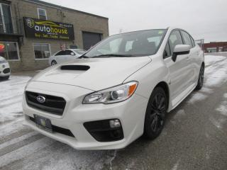 Used 2017 Subaru WRX Base for sale in Newmarket, ON