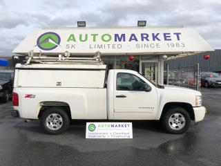 Used 2011 Chevrolet Silverado 1500 LT 4WD Z71 4X4! WORK CANOPY! for sale in Langley, BC