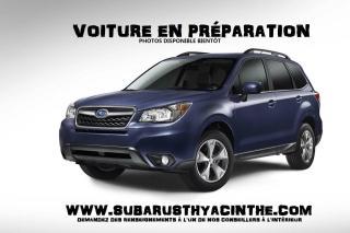Used 2015 Subaru Impreza 2.0i Sport tech. 5P. auto. for sale in St-Hyacinthe, QC