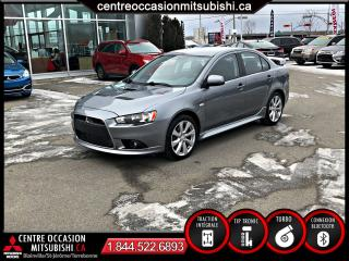 Used 2013 Mitsubishi Lancer Ralliart AWD AUTOMATIQUE for sale in St-Jérôme, QC