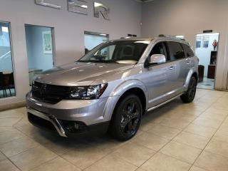 Used 2018 Dodge Journey DODGE JOURNEY CROSSROAD 2018 / 7 PASSAGE for sale in Napierville, QC