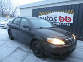 Used 2005 Toyota Corolla for sale in Laval, QC