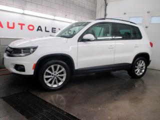 Used 2015 Volkswagen Tiguan COMFORTLINE 4Motion for sale in St-Eustache, QC