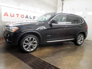 Used 2017 BMW X3 Xdrive Xdrive for sale in St-Eustache, QC