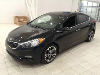 Used 2014 Kia Forte SX CUIR TOIT JANTES NAV for sale in Longueuil, QC