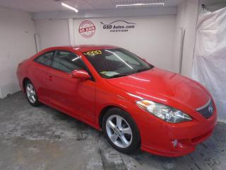 Used 2004 Toyota Solara for sale in Ancienne Lorette, QC